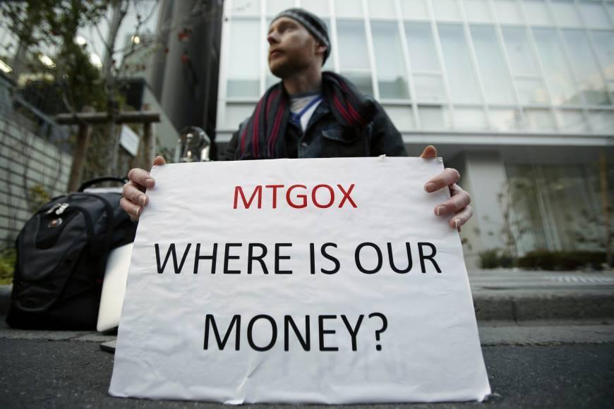 Mt.Gox взлом и кража