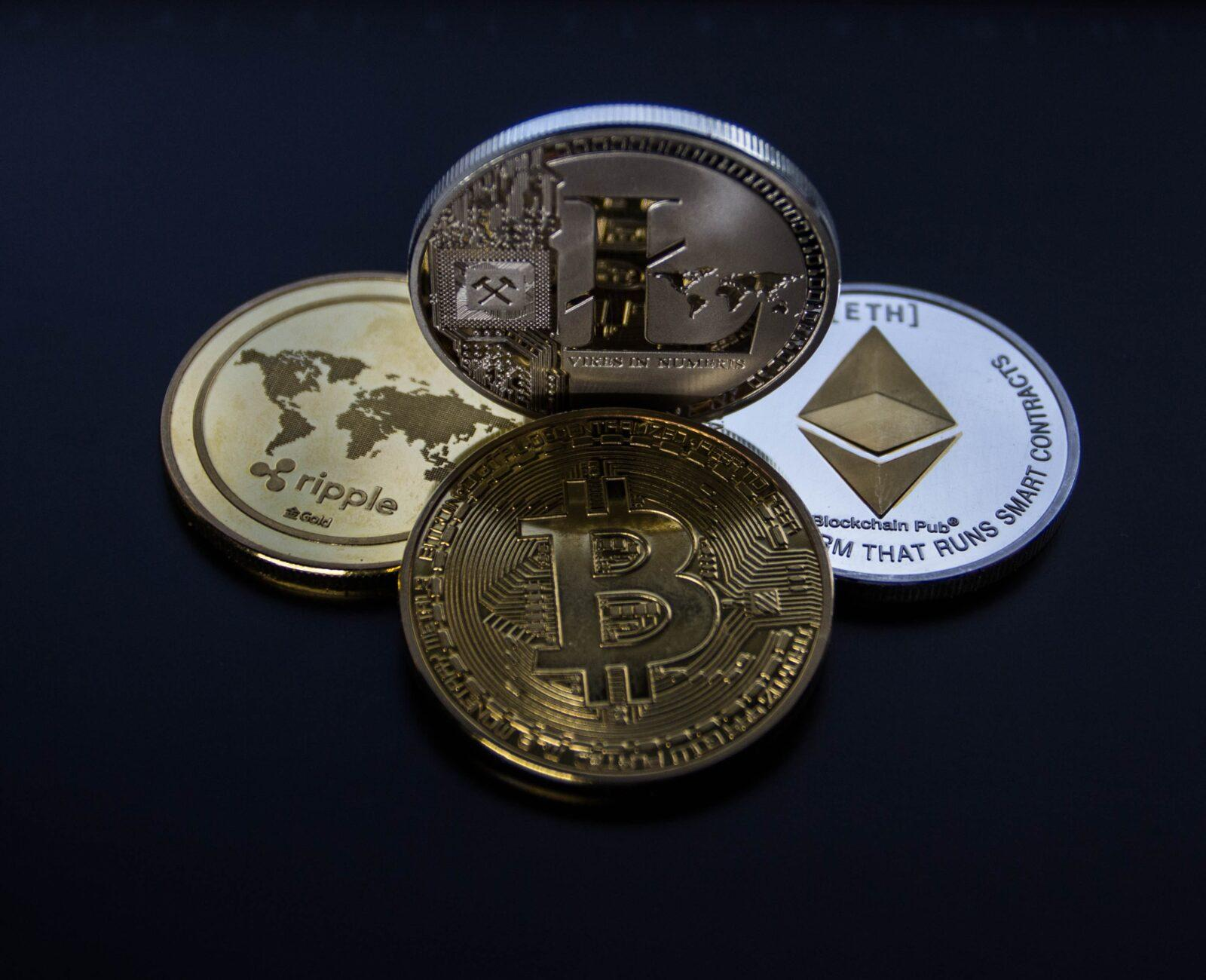 Cryptocurrency partial coin vs