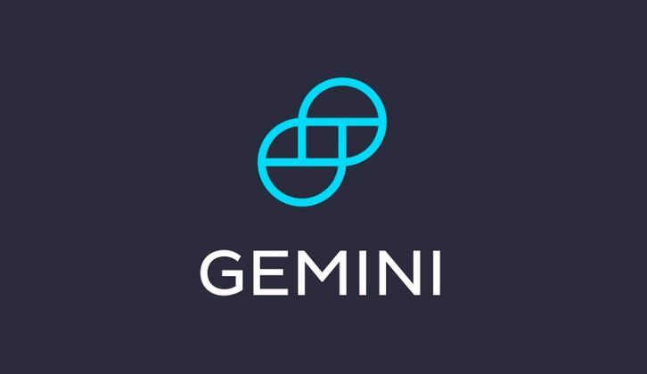 Gemini Exchange Logo