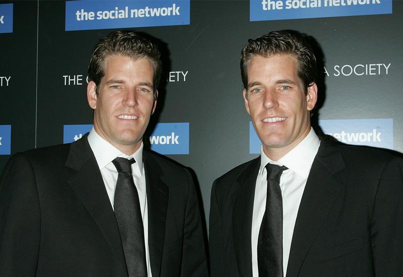 Winklevoss brothers