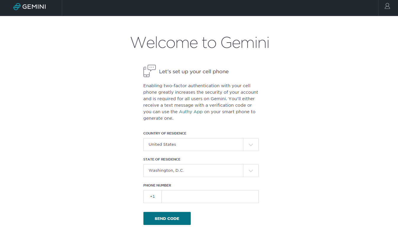Welcome to Gemini