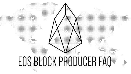 EOS Block Producer