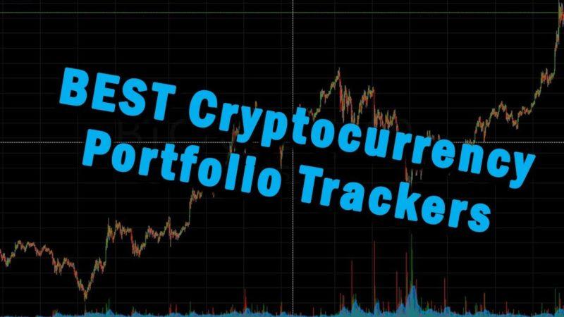 cryptocurrency portfolio trackers