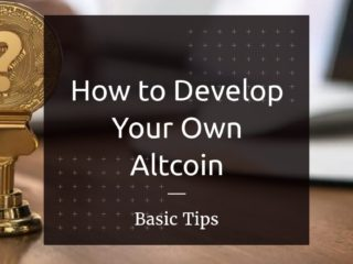 own altcoin