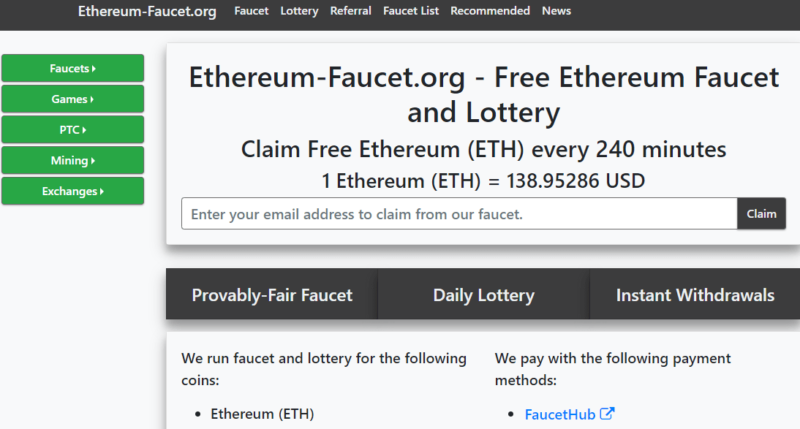 Ethereum Faucet App Scam What Is Testnet Ethereum – Equitalleres