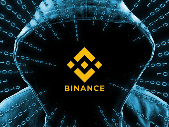 binance hacked
