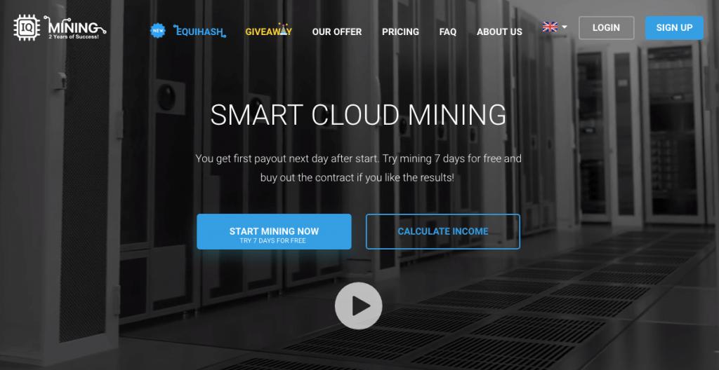 best cloud mining